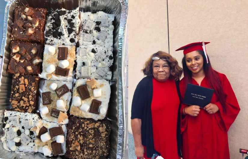 Meet the teenage Frogtown business owner developing her own gourmet browniecompany