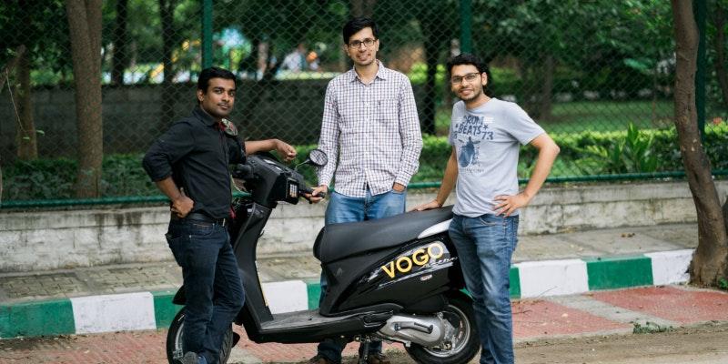 [Funding alert] Bike rental start-up VOGO closes Series C round at$25M.